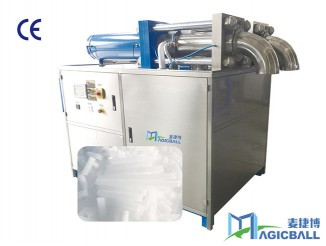 YGBK-300-2 Dry ice pelletizer