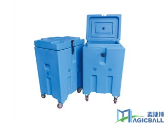 YGBW-60  Dry ice storage container